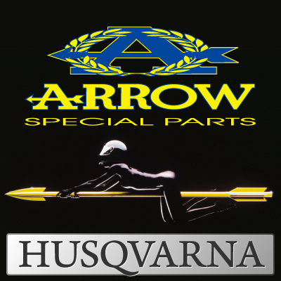 ARROW HUSQVARNA適合